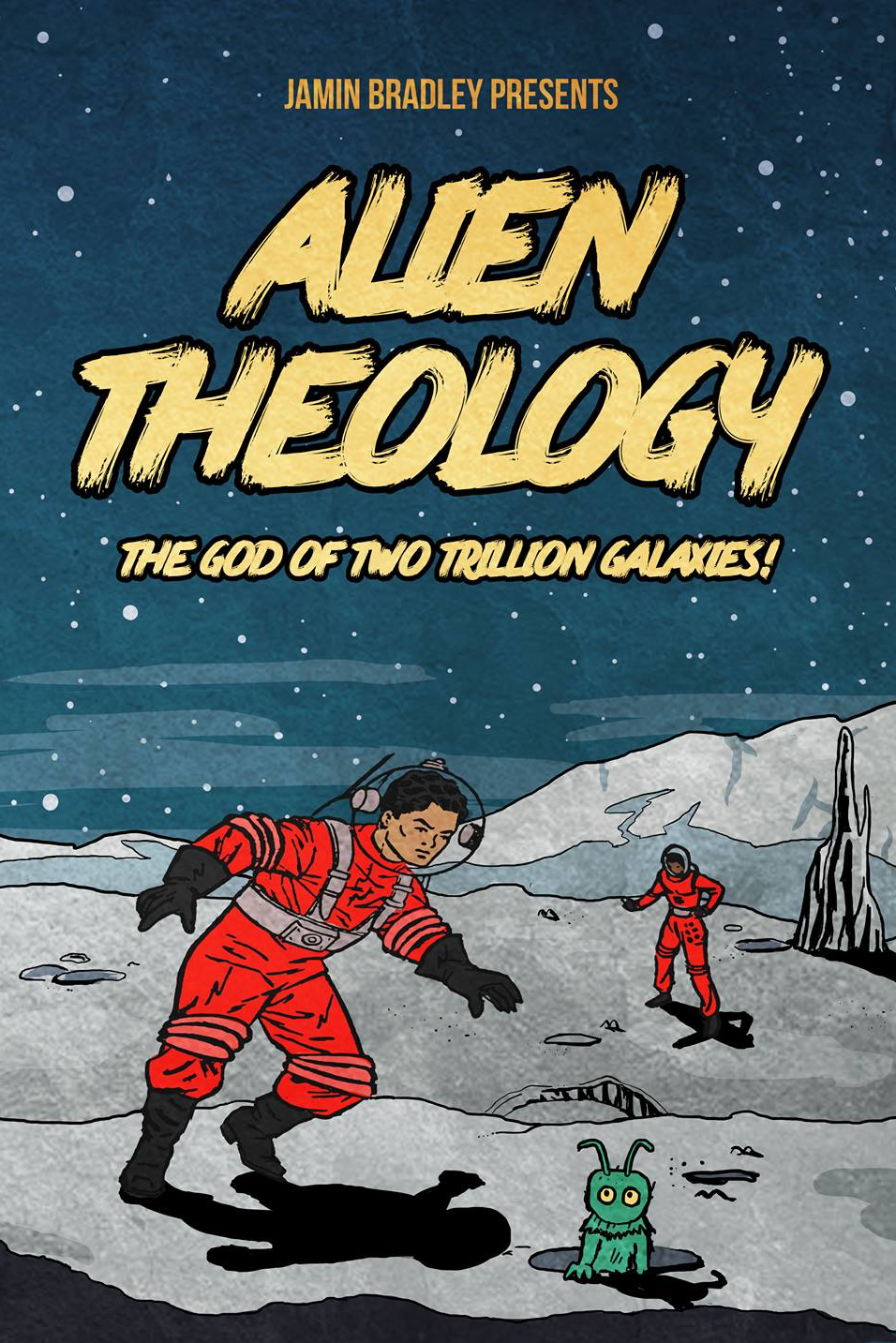 Alien Theology Cover